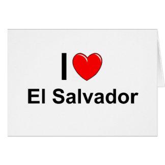 El Salvador Card