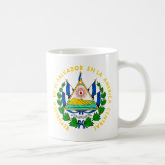 El Salvador coat of arms Coffee Mug