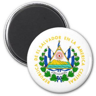 El Salvador coat of arms Magnet