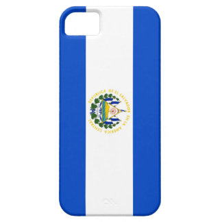 El Salvador country long flag nation symbol republ iPhone 5 Cases