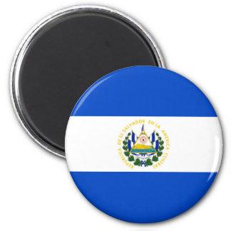 El Salvador country long flag nation symbol republ Magnet
