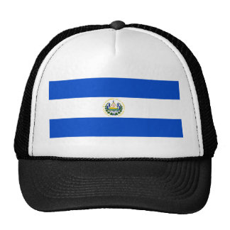 El Salvador country long flag nation symbol republ Trucker Hat
