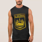 El Salvador Emblem Sleeveless Shirt
