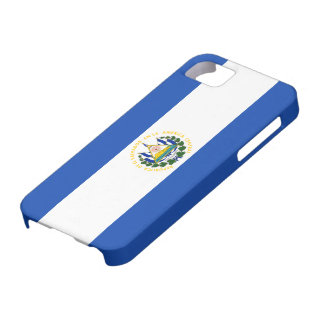 El Salvador Flag iPhone 5 Covers