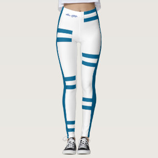 EL SALVADOR FLAG LEGGINGS HAVIC ACD