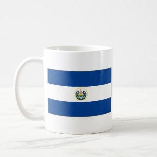 El Salvador Flag ~ Map Mug