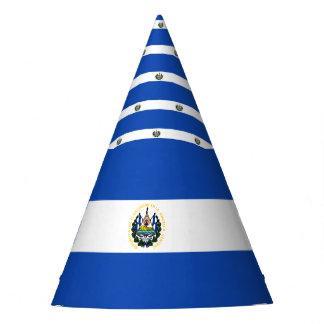 El Salvador Flag Party Hat