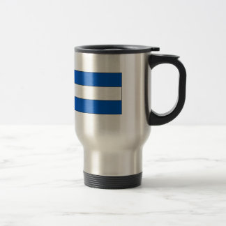 El Salvador Flag T-shirts and Gifts Travel Mug