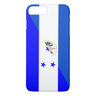 el salvador honduras half flag country symbol iPhone 7 plus case