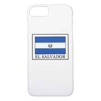 El Salvador iPhone 7 Case