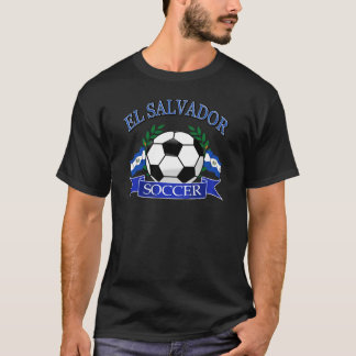 El Salvador soccer ball designs T-Shirt