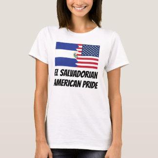 El Salvadorian American Pride T-Shirt