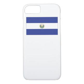 El Salvadorian Flag iPhone 7 Case