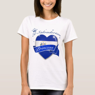 El Salvadorian Princess T-Shirt