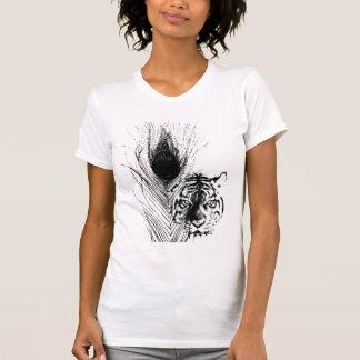 El tigre & the peacock T-Shirt