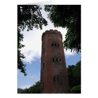 El Yunque Tower Card