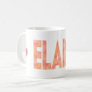 Elaine mug