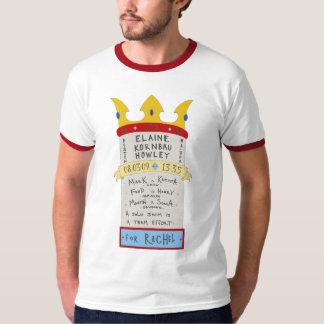 Elaine Vs. The English Channel Color T-Shirt