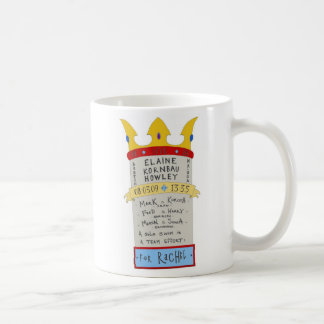 Elaine Vs. The English Channel Mug
