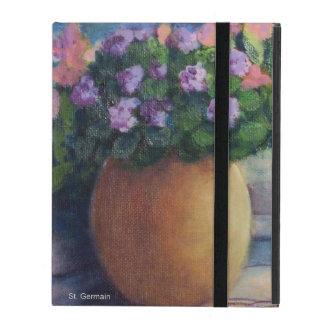 Elaine's Garden iPad Folio Case