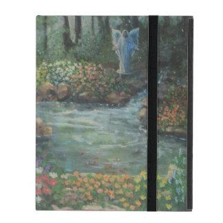 Elaine's Pond iPad Case