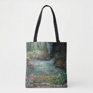 Elaine's Pond Tote Bag