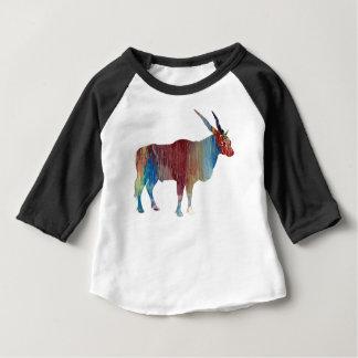 Eland antelope baby T-Shirt