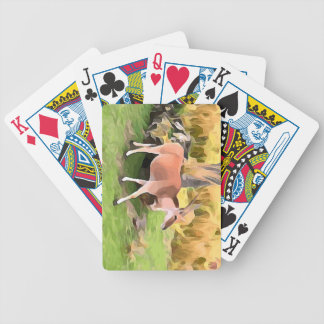 Eland Antelope from Safari Bicycle Playing Cards