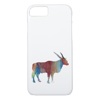 Eland antelope iPhone 8/7 case