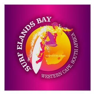 Elands Bay Poster