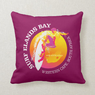 Elands Bay Throw Pillow