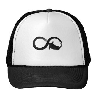 Elasmosaurus Infinity Trucker Hat