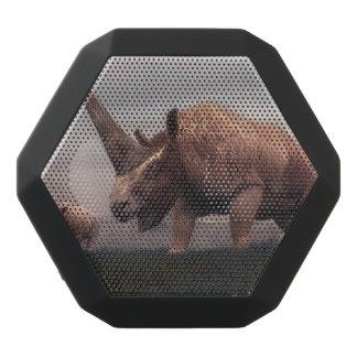 Elasmotherium mammal dinosaurs - 3D render Black Bluetooth Speaker
