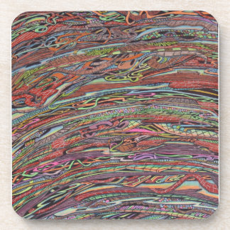 Elastic Bands Gifts Coaster