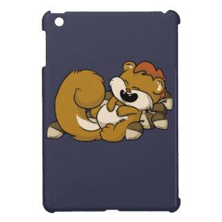 Elated Squirrel! iPad Mini Cover