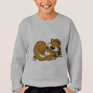 Elated Squirrel! Sweatshirt