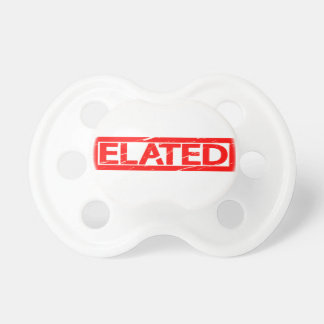 Elated Stamp Pacifier
