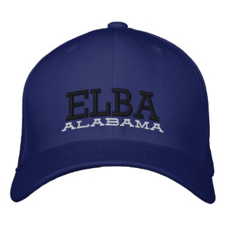 ELBA, ALABAMA HAT