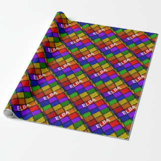 ELBA WRAPPING PAPER