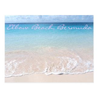Elbow beach Bermuda postcard
