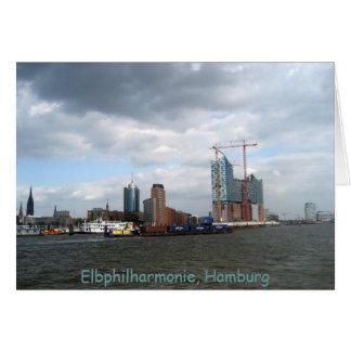 Elbphilharmonie Hamburg Card