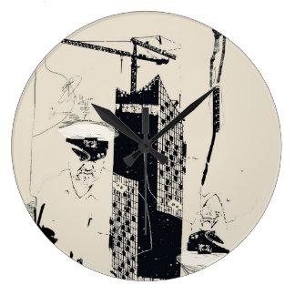 Elbphilharmonie Hamburg:: Large Clock