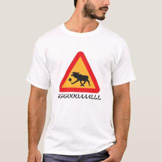 Elch_Alarm_GOAL T-Shirt