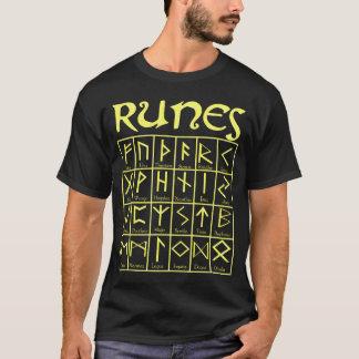 Elder Futhark Runes T-Shirt