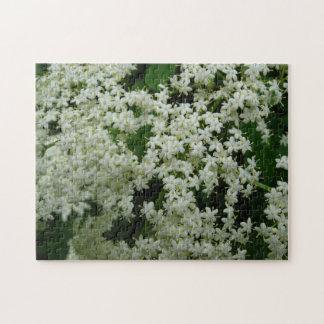 Elderberry Blossoms Puzzle