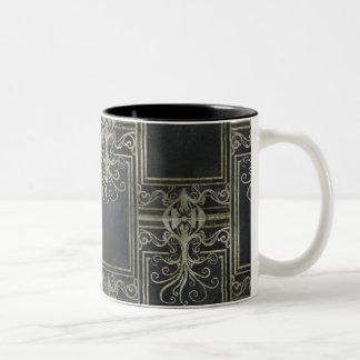 Eldrich Mug Black and Gold