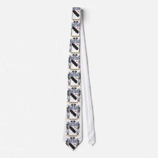 Eldridge Coat of Arms - Family Crest Tie