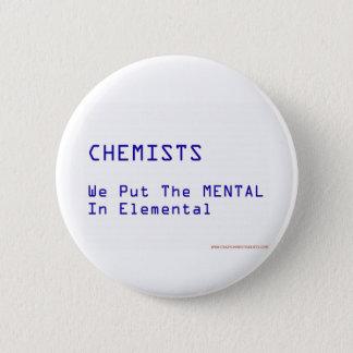 ele-Mental 2 Inch Round Button