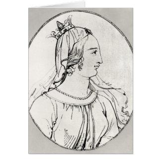 Eleanor of Aquitaine Card
