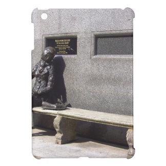 Eleanor Rigby Statue, Liverpool UK iPad Mini Cover
